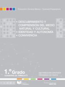 Cuaderno de Trabajo de Descubrimiento y Comprensión del Medio Natural y Cultural 1