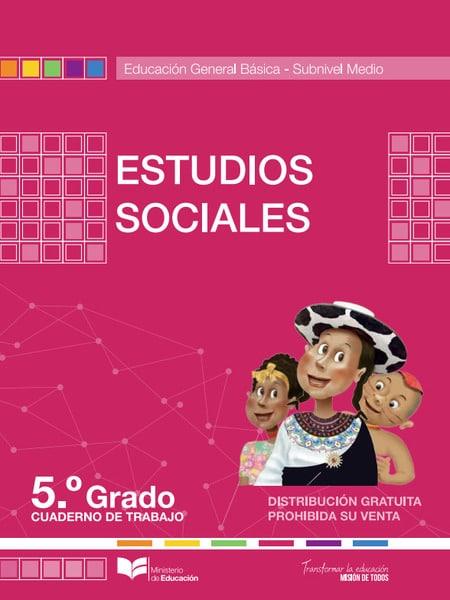 Cuaderno de Trabajo de Estudios Sociales 5