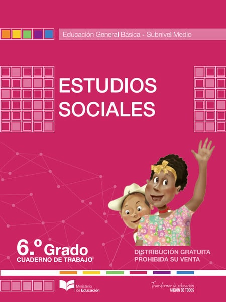 Cuaderno de Trabajo de Estudios Sociales 6
