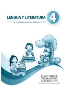 Cuaderno de Trabajo de Lengua y Literatura 4