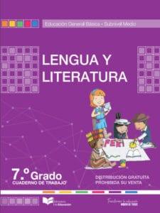 Cuaderno de Trabajo de Lengua y Literatura 7