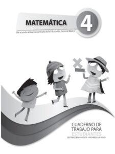 Cuaderno de Trabajo de Matemática 4