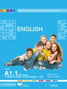 Libro de Inglés 8