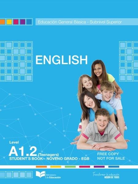 Libro de Inglés 9