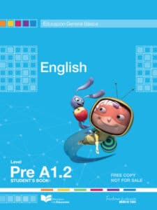 Libro de Inglés 3