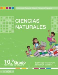 Libro de Ciencias Naturales 10