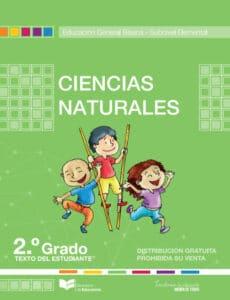 Libro de Ciencias Naturales 2