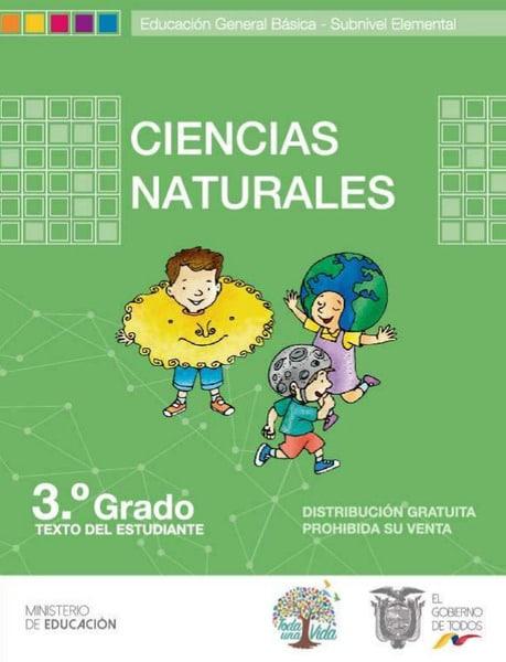 Libro de Ciencias Naturales 3