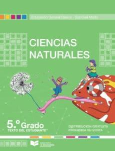 Libro de Ciencias Naturales 5