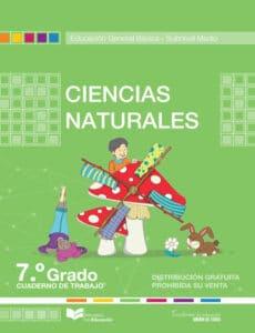 Libro de Ciencias Naturales 7