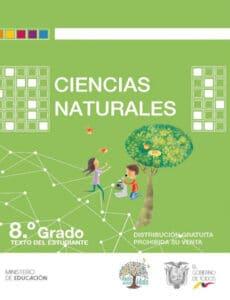 Libro de Ciencias Naturales 8