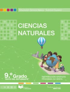 Libro de Ciencias Naturales 9