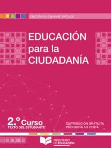 Libro de Educación para la Ciudadanía 2 Bachillerato
