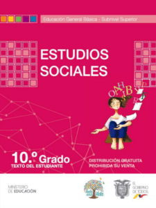 Libro de Estudios Sociales 10