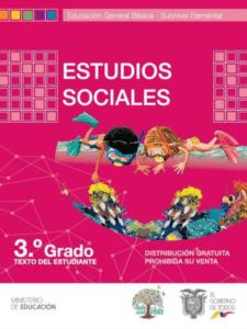 Libro de Estudios Sociales 3