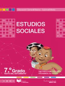 Libro de Estudios Sociales 7
