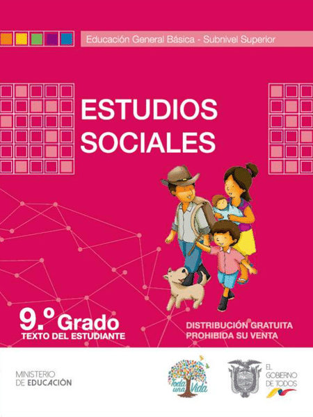 Libro de Estudios Sociales 9
