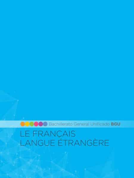 Libro de Francés 3 Bachillerato