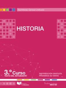 Libro de Historia 3 Bachillerato