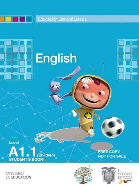 Libro de Inglés 5
