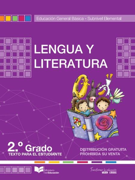 Libro de Lengua y Literatura 2