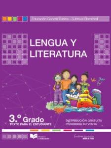 Libro de Lengua y Literatura 3