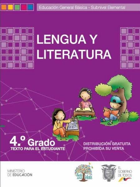 Libro de Lengua y Literatura 4
