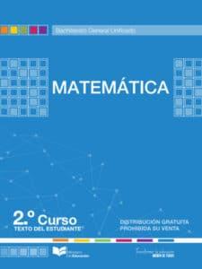 Libro de Matemática 2 Bachillerato
