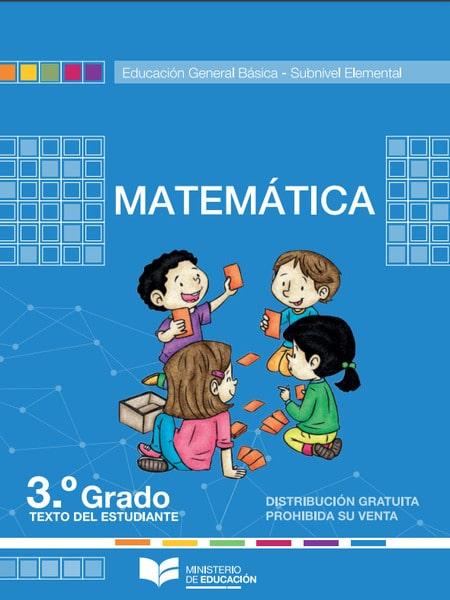 Libro de Matemática 3