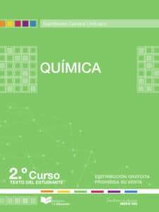 Libro de Química 2 Bachillerato