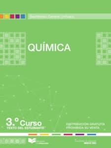 Libro de Química 3 Bachillerato