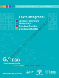Libro de Texto Integrado 5