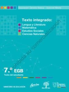 Libro de Texto Integrado 7
