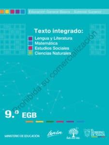 Libro de Texto Integrado 9
